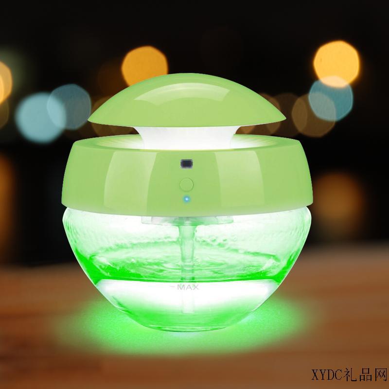 星球宝贝 蓝牙空气水净器音响灯 led七彩灯音响